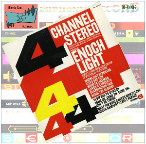 4-Channel Stereo - Enoch Light & The Light Brigade | Music | Popular