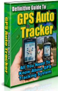 gps auto tracker guide