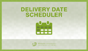 Delivery Date Scheduler Magento Extension | Software | Developer