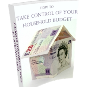 Take Control Of Your Household Budget | eBooks | Finance