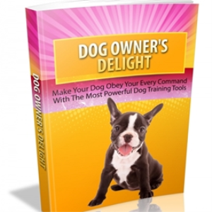 Dog Owners Delight | eBooks | Pets