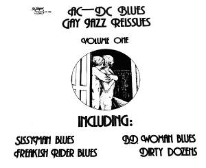 ac/dc blues gay jazz reissues