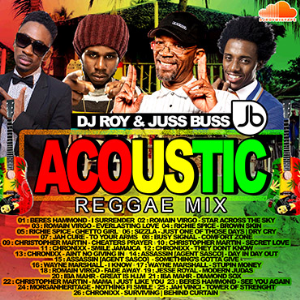 dj roy presents acoustic reggae mix