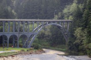 Oregon Coast Bridge | Photos and Images | Architecture