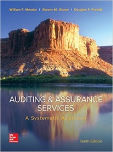 auditing & assurance services a systematic approach, 10th edition, 2016