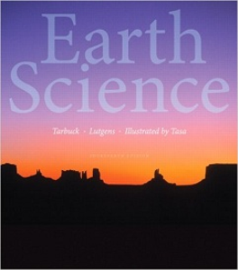earth science, 14th edition -  edward j. tarbuck
