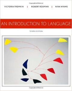 an introduction to language, 10th edition