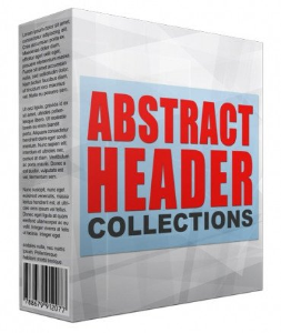 abstract header collection