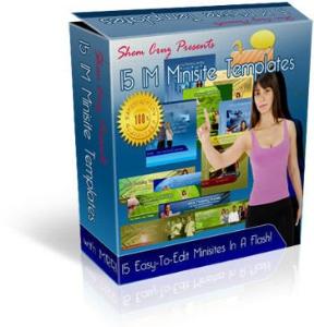 15 im minisite templates