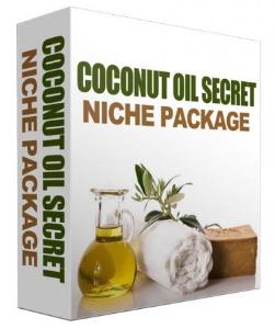 coconut oil secret niche package