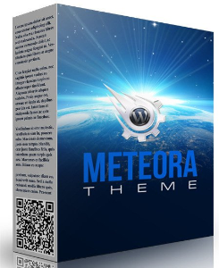 meteora wordpress theme