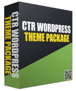 new ctr wordpress theme package