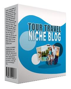 new tour travel flipping niche blog
