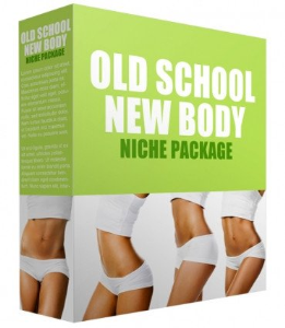 old school new body complete niche site pack