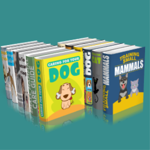 12 books for pet lovers: choosing, caring and training [resale rights + bonus]