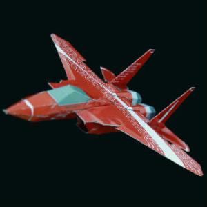 coca-cola paper f-15