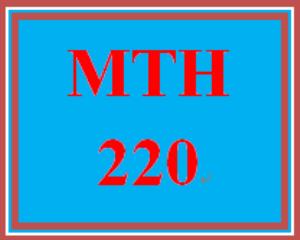 MTH 220 Week 3 participation Week 3 Supplemental Videos | eBooks | Education