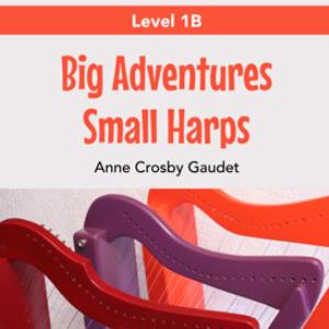 Big Adventures Small Harps, Level 1B (audio mp3s) | Music | Backing tracks