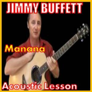 learn to play manana by jimmy buffett
