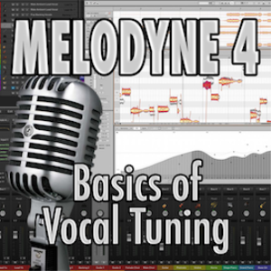 Melodyne 4 - Basics of Vocal Tuning (VIDEO TUTORIAL) | Movies and Videos | Educational