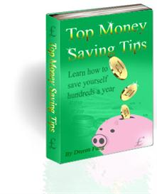 Top Money Saving Tips E-Book | eBooks | Business and Money