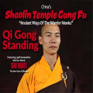 Shaolin Temple-Vol-2-Qi Gong Standing | Movies and Videos | Religion and Spirituality
