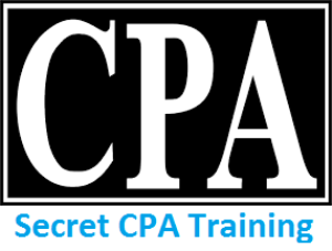 cpa best condensed course - step by step illustration