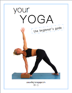 your yoga: the beginner's e-guide