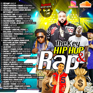 dj roy the key hip hop & rap mix