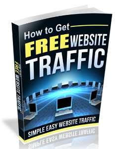 How to Get Free Website Traffic | eBooks | Business and Money