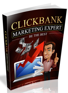 ClickBank Marketing Expert | eBooks | Business and Money