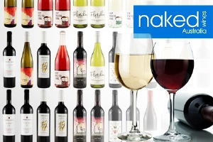 $100 gift certificate to naked wines