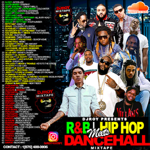 dj roy r&b hip hop meets dancehall vol.7