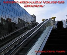 Modern Rock guitar vol.68 'Directions' Album mp3/zip | Music | Instrumental