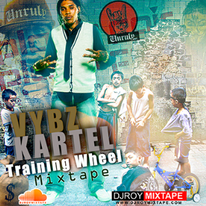dj roy vybz kartel training wheel riddim