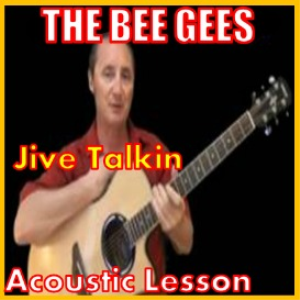 Learn to play Jive Talking by The Bee Gees | Crafting | Paper Crafting | Paper Models