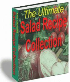 The Ultimate Salad Recipe Collection | eBooks | Food and Cooking