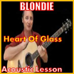 Learn to play Heart Of Glass by Blondie | Movies and Videos | Educational