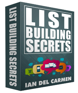 List Building Secrets by Ian del Carmen | eBooks | Business and Money