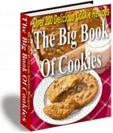 The Big Book Of Cookies | eBooks | Food and Cooking