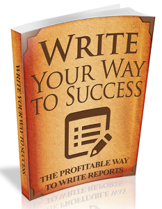 Write Your Way to Success | eBooks | Business and Money