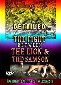 Detailed… The Fight Between The Lion And The Samson | Movies and Videos | Religion and Spirituality