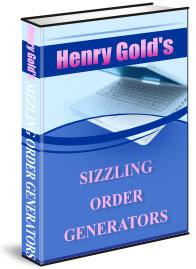 Sizzling Order Generators | eBooks | Internet