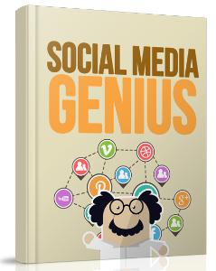 Social Media Genius | eBooks | Business and Money