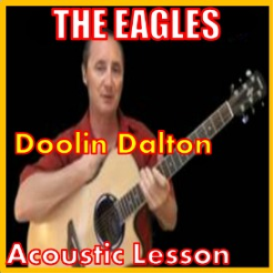 learn to play doolin dalton by the eagles