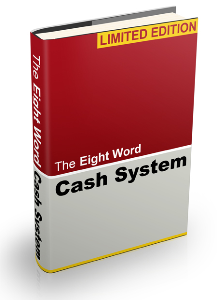 Eight Word Cash System | eBooks | Business and Money