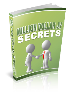 Million Dollar JV Secrets | eBooks | Business and Money