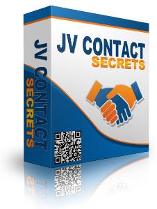 JV Contact Secrets | eBooks | Business and Money