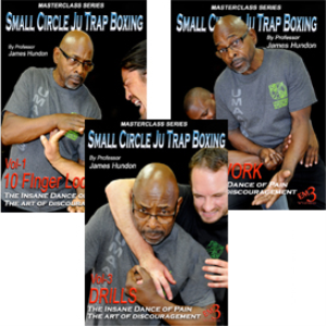 james hundon - small circle - vol-1-2-3 video set