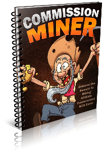 Commission Miner | eBooks | Business and Money